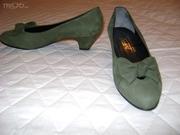 продам новые женские туфли кожа 24, 5 Югославия