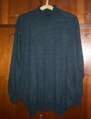 Шерстяной свитер производства Индии