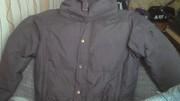 Куртка Зимняя состояние хорошее + перчатки в подарок зимние смотрите