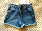 Шорты джинсовые Colins
