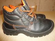 Спец.ботинки женские размер 38
