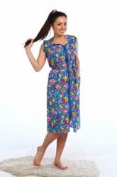 Халаты женские новые размеры 46-54
