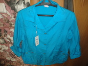 Курточка женская новая размер 50-52