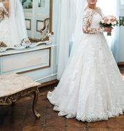 Продам свадебное платье итальянского бренда Nora Naviano