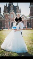 Свадебное платье, б/у в хорошем состоянии