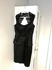 Коктейльное маленькое чёрное платье Казань