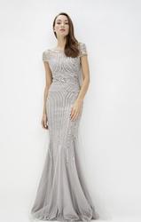 Верченые выпускное платье